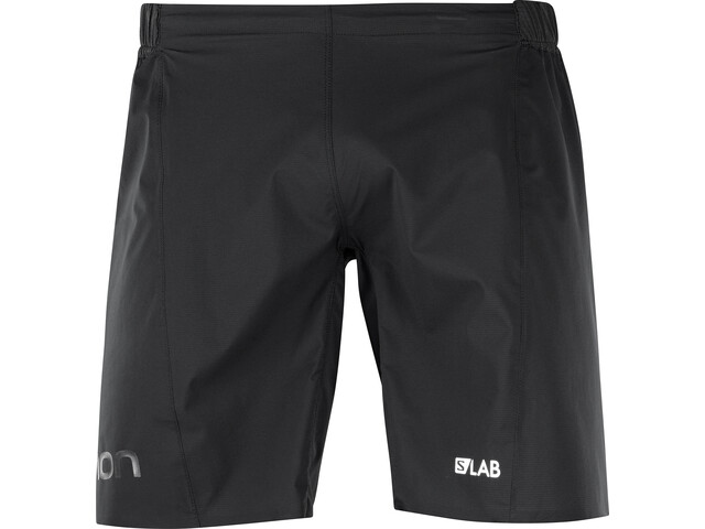 Salomon S/Lab Protect Running Shorts Men black